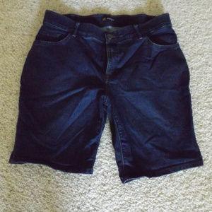 Lee Bermuda shorts